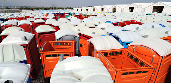 Champion Portable Toilets in Rancho Santa Margarita,  CA
